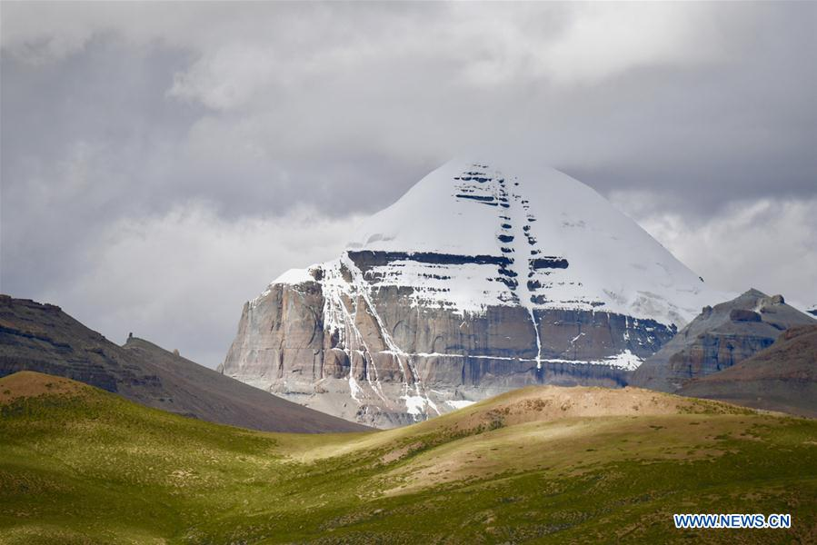 CHINA-TIBET-MOUNT KANGRINBOQE-SCENERY (CN)
