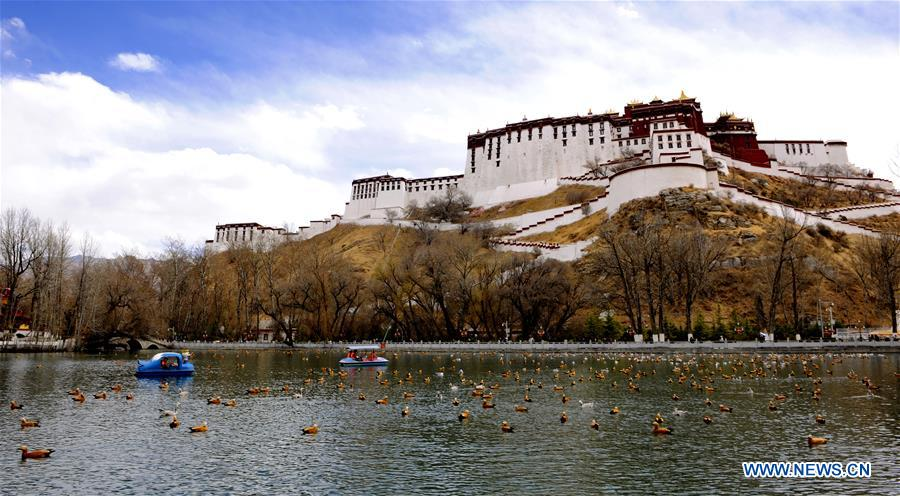 CHINA-TIBET-LHASA-EARLY SPRING (CN)